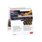 3M™ Flexible Abrasive Hookit™ Hand Sheet Trial Pack, 34347 3M stock# 7100023346