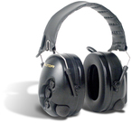 3M™ TacticalPRO™ Electronic Headset with Boom Mic, Black Cups, NRR 26dB MT15H7A-07 SV