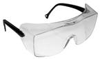 3M™ OX™ Protective Eyewear, 12165-00000, Gray Coated Lens, Black Temple