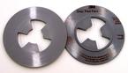 3M™ Disc Pad Face Plate 13325, 4-1/2 in Medium Gray