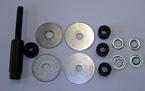 3M™ Wheel Adapter Kit 28419, 1/2-20 External