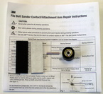 3M™ File Belt Arm #28371 Repair Kit 30664