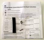 3M™ File Belt Arm #28369 Repair Kit 30667