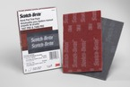 Scotch-Brite™ PRO Hand Pad Trial Pack, 1 - 6 in x 9 in pad 7447 PRO & 1 - 6 in x 9 in pad 7448 PRO 3M stock# 7100033494