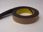 3M™ Urethane Foam Tape 4317 Charcoal Gray, 3/4 in x 9 yd