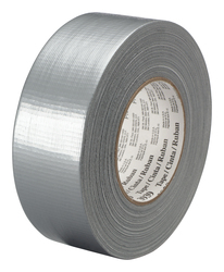 3M™ Heavy Duty Duct Tape 3939 Silver, 48 mm x 54.8 m 9.0 mil Individually Wrapped 3M stock# 7000028933