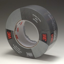 3M™ Multi-Purpose Duct Tape 3900 Silver, 48 mm x 54.8 m 7.7 mil Individually Wrapped 3M stock# 7100029108