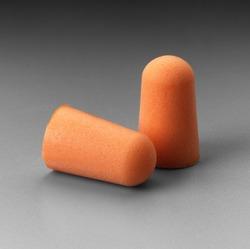 3M™ Uncorded Foam Earplugs, Hearing Conservation 1100