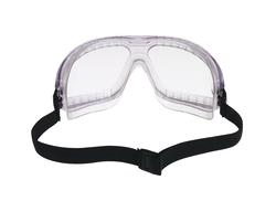 3M™ Lexa™ Splash GoggleGear™ Safety Goggles, 16645-00000-10 Clear Lens, Large