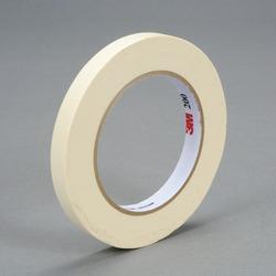 3M™ Paper Tape 200 Tan, 12 mm x 55 m 4.4 mil