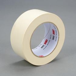 3M™ Paper Tape 200 Tan, 48 mm x 55 m 4.4 mil