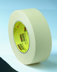 Scotch® High Performance Masking Tape 232 Tan, 72 mm x 55 m