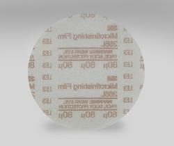 3M™ Hookit™ Microfinishing Film Type D Disc 268L, 6 in x NH