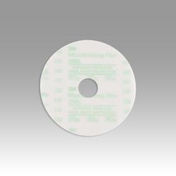 3M™ Hookit™ Microfinishing Film Type D Disc 268L, 3 in x 7/8 in 30 Micron