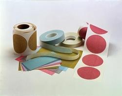 3M™ Wetordry™ Polishing Paper 286Q, 3 Micron PSA Disc Roll, 5 in x NH x 125 Die# 500X