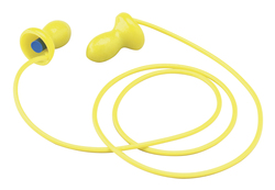 3M™ E-A-R™ E-Z-Ins™ Corded Earplugs Hearing Conservation, 350-4001