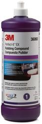 3M™ Perfect-It™ EX Rubbing Compound, 36060, Quart
