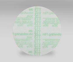 3M™ Hookit™ Microfinishing Film Type D Disc 366L, 3 in x NH 30 Micron