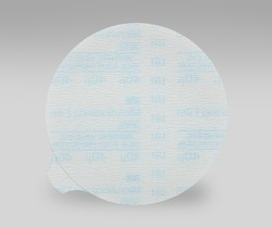 3M™ Microfinishing PSA Film Type D Disc 268L, 1 in x NH 40 Micron
