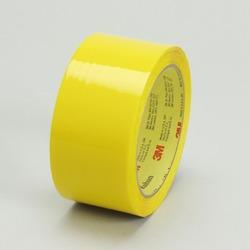 Scotch® Box Sealing Tape 373 Yellow, 48 mm x 50 m 3M stock# 7000123637