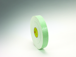 3M™ Double Coated Urethane Foam Tape 4016 Off-White, 1 in x 36 yd 1/16 in
