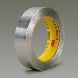 3M™ Aluminum Foil Tape 4380 Silver, 1 in x 55 yds