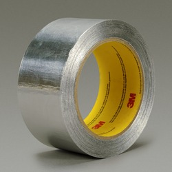 3M™ Aluminum Foil Tape 4380 Silver, 2 in x 55 yd 3.25 3M stock# 7000049607