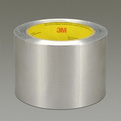 3M™ 2 mil Self Wound Aluminum Foil Tape 4380, 4 in x 200 yds