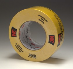 3M™ Multi-Purpose Duct Tape 3900 Yellow, 48 mm x 54.8 m 7.7 mil Individually Wrapped 3M stock# 7000124007