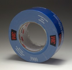 3M™ Multi-Purpose Duct Tape 3900 Blue, 48 mm x 54.8 m 7.7 mil Individually Wrapped 3M stock# 7000124009