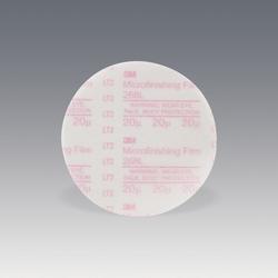 3M™ Hookit™ Microfinishing Film Type D Disc 268L, 5 in x NH 20 Micron