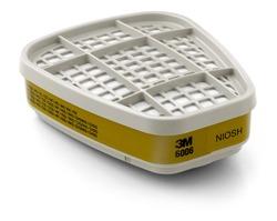 3M™ Multi Acid Gas/Organic Vapor Cartridge 6006, Respiratory Protection 3M stock# 7000002040
