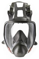 3M™ Full Facepiece Reusable Respirator 6800, Respiratory Protection, Medium 3M stock# 7000002030