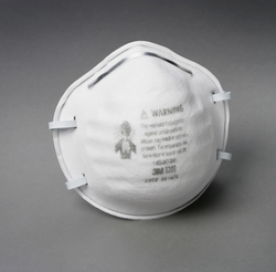 3M™ Particulate Respirator 8200/07023(AAD), N95