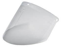 3M™ Clear Polycarbonate Faceshield WP96, Face Protection 82701-00000, Molded 3M stock# 7000002339