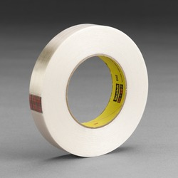 Scotch® Filament Tape 898 Clear, 18 mm x 55 m  3M stock# 7000028930