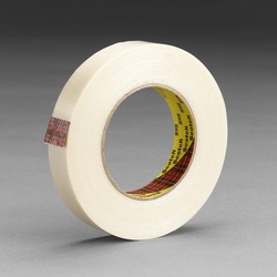 Scotch® Filament Tape 898 Clear, 36 mm x 110 m 3M stock# 7000124747