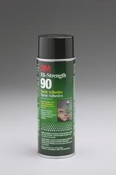 3M™ Hi-Strength 90 Spray Adhesive Clear, 24 fl Ounce Aerosol 3M stock# 7000023924