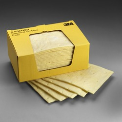 3M™ Chemical Sorbent Pad P-110, Environmental Safety Product 3M stock# 7000001907