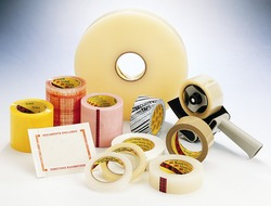 Scotch® Box Sealing Tape 375 Tan, 48 mm x 50 m 3M stock# 7000048658