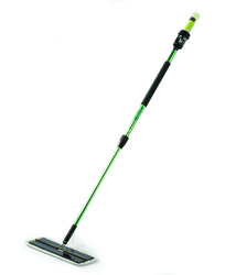 3M™ Easy Scrub Express Flat Mop Tool With Pad Holder, 16 in 3M stock# 7100134539