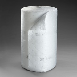 3M™ Petroleum Sorbent Static Resistant Roll HP-500, Environmental Safety Product, High Capacity 3M stock# 7010383501