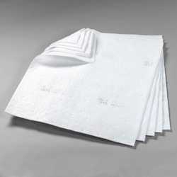 3M™ Petroleum Sorbent Static Resistant Pad HP-557, Environmental Safety Product, High Capacity 3M stock# 7000051871