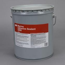 3M™ Polyurethane Adhesive/Sealant 5200 White 21463, 5 Gallon Pail
