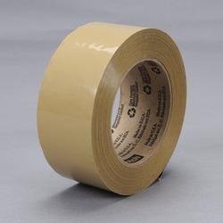 Scotch® Box Sealing Tape 375 Tan, 72 mm x 50 m 3M stock# 7010334256
