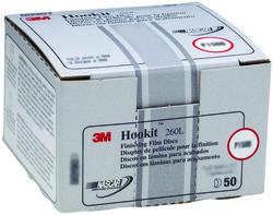 3M™ Hookit™ Finishing Film Disc, 00910, 3 in, P800