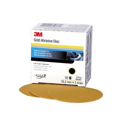 3M™ Hookit™ Gold Disc, 00916, 3 in, P220A