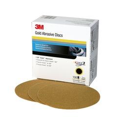 3M™ Hookit™ Gold Disc 236U, 00981, 6 in, P120C