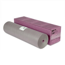 Scotch® Steel Gray Masking Paper 6524, 24 in x 1000 ft
