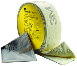3M™ Chemical Sorbent Folded Spill Kit C-SKFL5/07175(AAD), Environmental Safety Product, Chemroll 3M stock# 7000029637